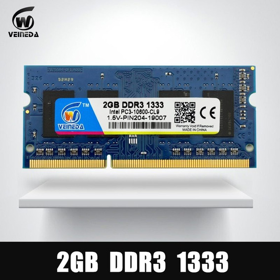 Memoria 2gb Ddr3 Notebook Original Philco 14e-l584lm M6.189