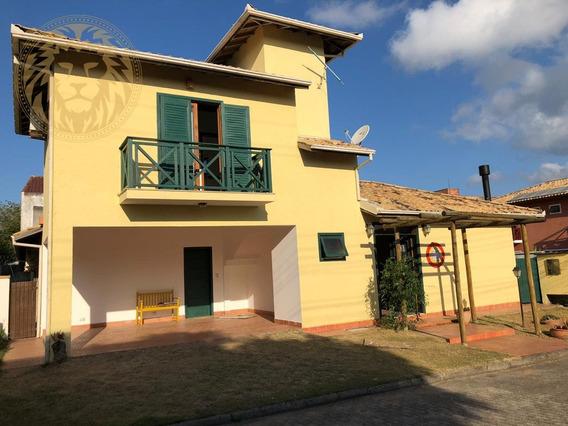 Casa De Condomínio Em Campeche - Florianópolis, Sc - 1131
