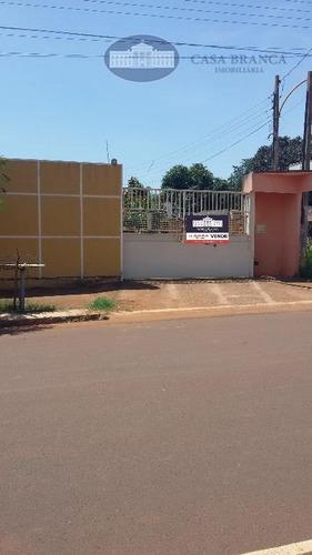 Chácara Com 4 Dormitórios À Venda, 4800 M² Por R$ 800.000,00 - Chácaras Arco-íris - Araçatuba/sp - Ch0029