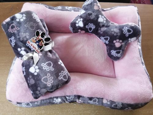 Camas Colchon Colchonetas Para Mascotas Perro Gato Conejo