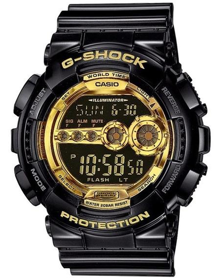Relógio Casio G-shock Masculino Gd-100gb-1dr