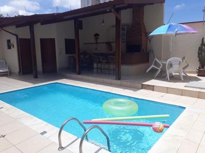 Casa Com 4 Dormitórios À Venda, 259 M² Por R$ 920.000 - Vila Brandina - Campinas/sp - Ca1739