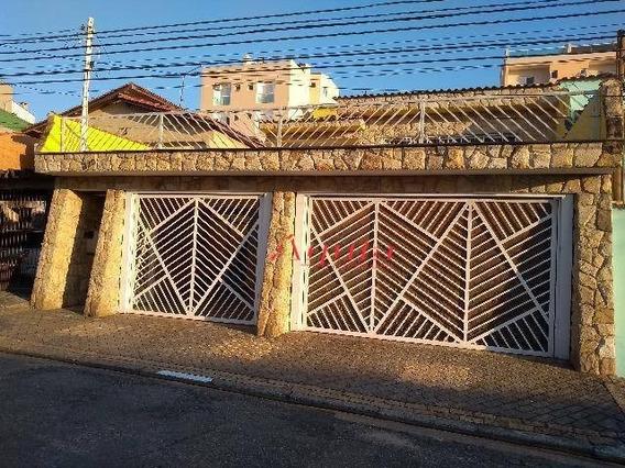 Casa Com 2 Dormitórios À Venda, 216 M² Por R$ 732.000,00 - Vila Curuçá - Santo André/sp - Ca0356