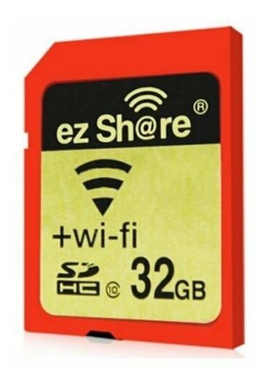 Ez Share Cartão Sd Wifi 32 Gb Semelhante Ao Toshiba Flashair