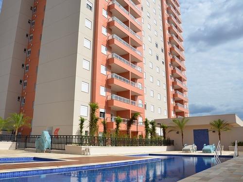 Imagem 1 de 26 de Apartamento Novo, Residencial Allegro, Vila Rica, Jundiai - Ap11542 - 68425031