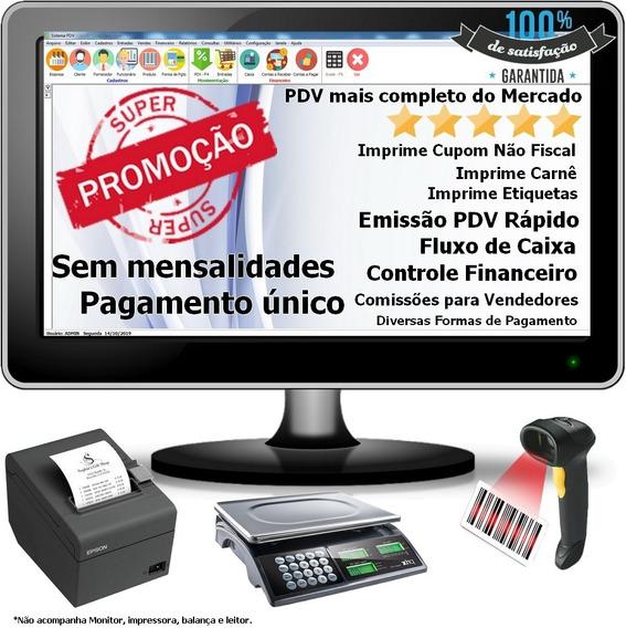 Sistema Etiquetas Produtos E Fotos, Controle De Estoque, Pdv