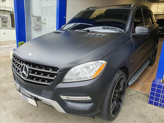 Mercedes-benz Ml 350 3.5 Blueefficiency Sport 4x4 V6