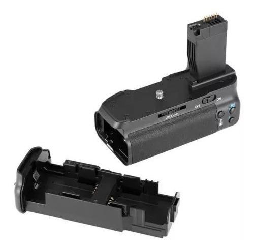 Battery Grip Para Câmera Canon T6i / T6s / 8000d