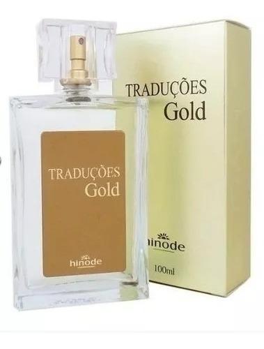 Perfume Traduções Gold Nº 17 Da Hinode - Envio Imediato