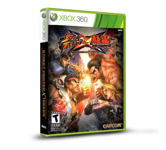 Street Fighter Vs. Tekken - Xbox 360