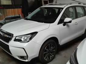 Subaru Forester Xt 240 Hp (turbo) Ok - Año 2019