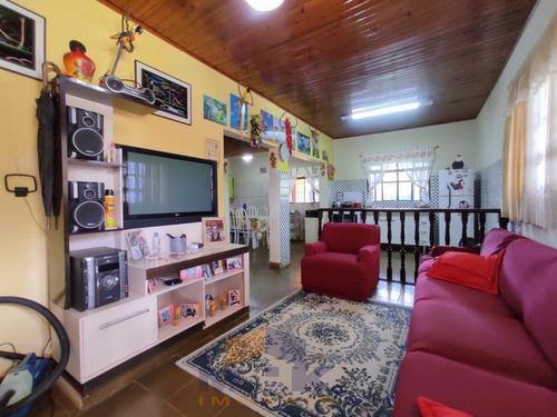 Chácara Para Venda Em Suzano, Recreio Santa Rita, 5 Dormitórios, 1 Suíte, 4 Banheiros, 4 Vagas - 993_1-1831638