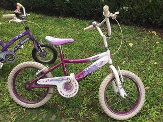 Bicicleta Raleigh Nena Rodado 16