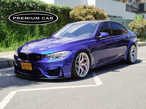 Bmw M3 Competition F80 Mecánico