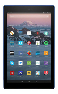 Tablet Amazon Fire Hd 10 2017 Kfsuwi 10.1 Blue 32gb 2gb