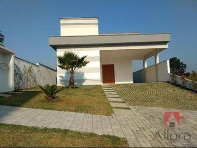 Maravilhosa Casa Com 3 Suítes À Venda, 150 M² Por R$ 850.000 - Condomínio Alto Padrão - Mogi Das Cruzes/sp - Ca0945