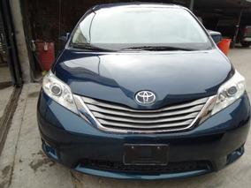Toyota Sienna Xle At Servicios De Agencia. Barata