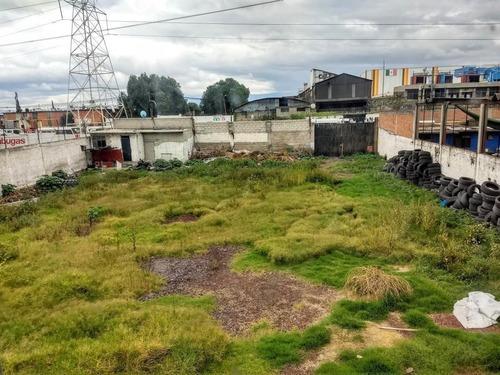 Terreno Comercial Lic Angel Otero 250 D, Tulpetlac, Ecatepec.