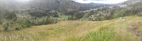 Terreno De 1.34 Has Ideal Para Proyecto Turístico En Sigsig