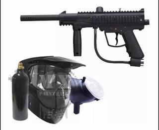 2 Pistolas Gotcha Jt Outkast+accesorios+regalo.