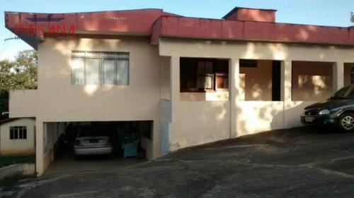 Imagem 1 de 8 de Chácara Residencial À Venda, Estância São Paulo, Campo Limpo Paulista. - Ch0010