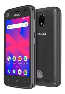 Celular Blu Com Android Dual Chip Ótima Câmera Novo + Acessórios Surpresa