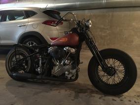 Harley Davidson Fl Panhead 1949