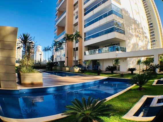 Apartamento 4 Suites Alto Padrao Frente Ao Parque Flamboyant - Ap0622