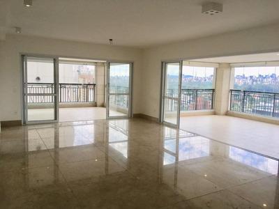 Apartamento Com 4 Dormitórios À Venda, 306 M² Por R$ 7.350.000 - Moema - São Paulo/sp - Ap0724