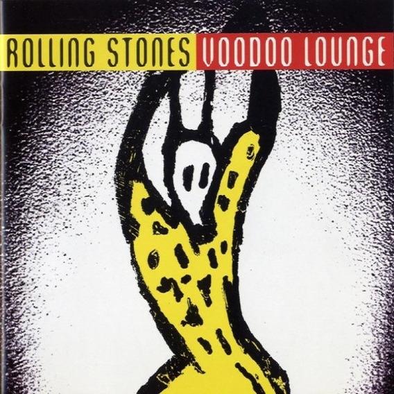 The Rolling Stones Voodoo Lounge - Cd Rock