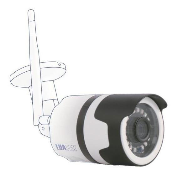 Camera Ip Externa Wifi 720p Hd Lkw-3110
