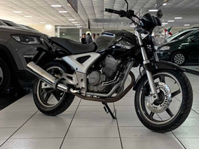 Honda Twister 250cc Ano 2008 Otimo Estado A/c Trocas