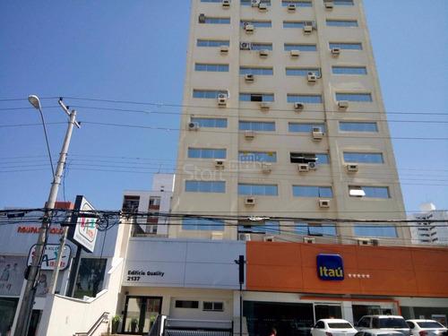 Imagem 1 de 6 de Sala Para Aluguel Em Jardim Guanabara - Sa088250