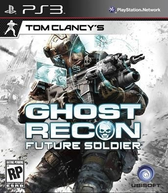 Tom Clancy´s Ghost Recon Future Soldier - Midia Digital