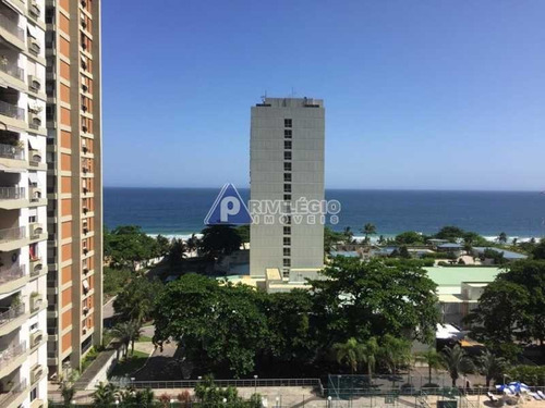 Imagem 1 de 25 de Apartamento À Venda, 3 Quartos, 1 Suíte, 2 Vagas, São Conrado - Rio De Janeiro/rj - 1487