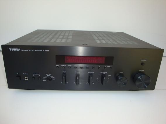 Receiver Estéreo Yamaha Rs-500 (semi-novo)