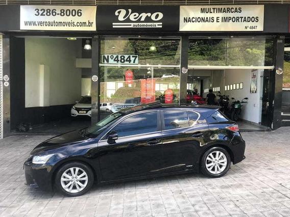 Lexus Ct200h 1.8 16v Hibrid Aut 2015