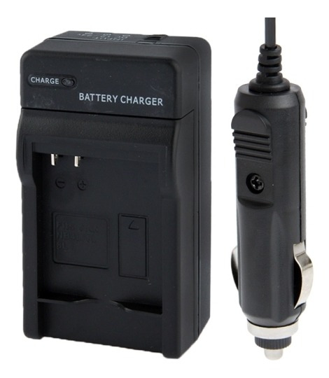 Camara Digital Bateria Vehiculo Chargerfor Canon Nb-4l C7zv