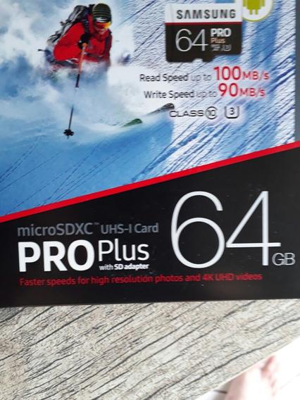 Samsung Micro Sdxc Proplus 64gb