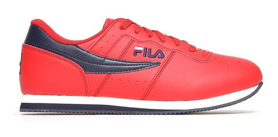 Tenis Fila Machu Rojo 3sc60287 616