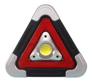 Lampara Reflextor Recargable Triangulo Emergencia Coche
