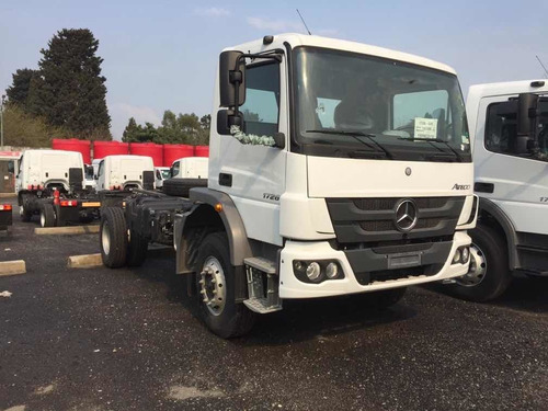 Camion 4x4 Chasis Mercedes Benz Atego 1726/42  Motorhome 4x4