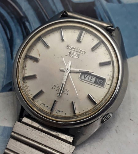 Relógio Seiko Automático 6119-7090