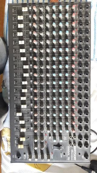 Mesa De Som Wattsom Ciclotron Amw-16 - 16 Canais