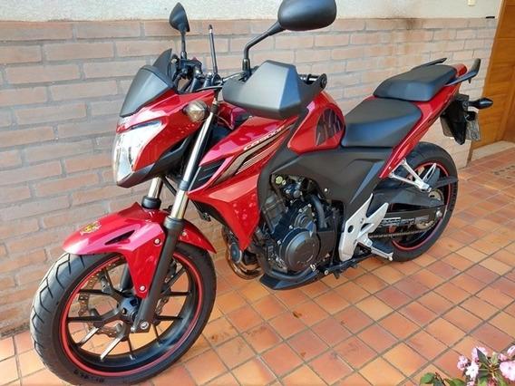 Honda Cb500f - Segundo Dono
