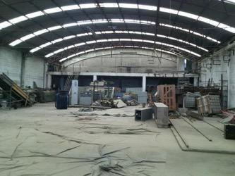 Bodega Industrial En Renta En Ecatepec, San Pedro Xalostoc