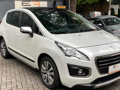 Peugeot 3008 Griffe 1.6 Thp 2015