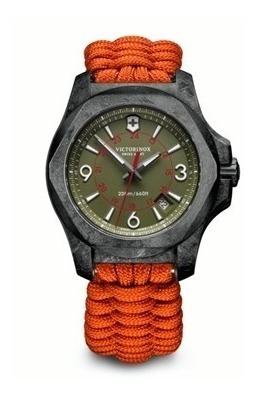 Promoção !!! Relógio I.n.o.x. Carbon Victorinox Ed.limited