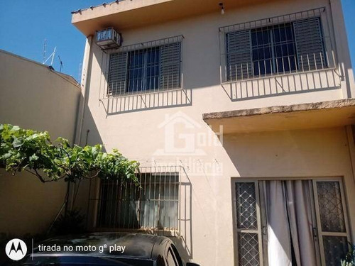 Imagem 1 de 2 de Casa Sobrado Com 3 Dormitórios Bairro Jardim Anhanguera - Ca1985