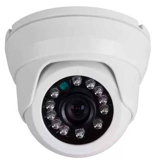 4 Câmeras Cftv Intelbras 720p Vmd 1120d 2.6mm G4 Originais